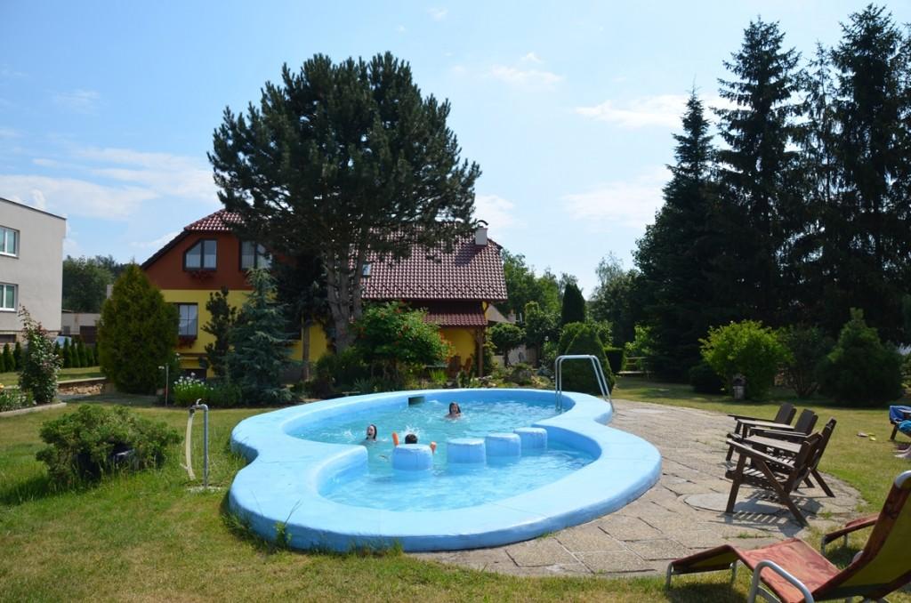 camping tsjechie zwembad
