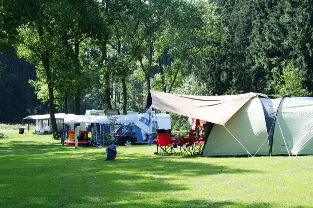 camping vidlak tent tsjechie