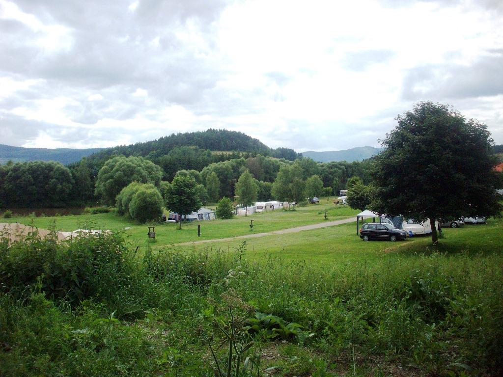 chvalsiny camping tsjechie