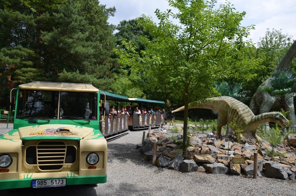 Dinopark Vyskov Tsjechie