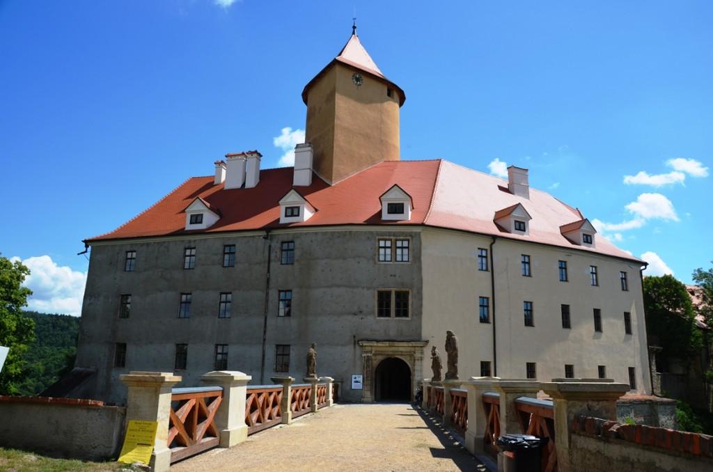 brug kasteel tsjechie