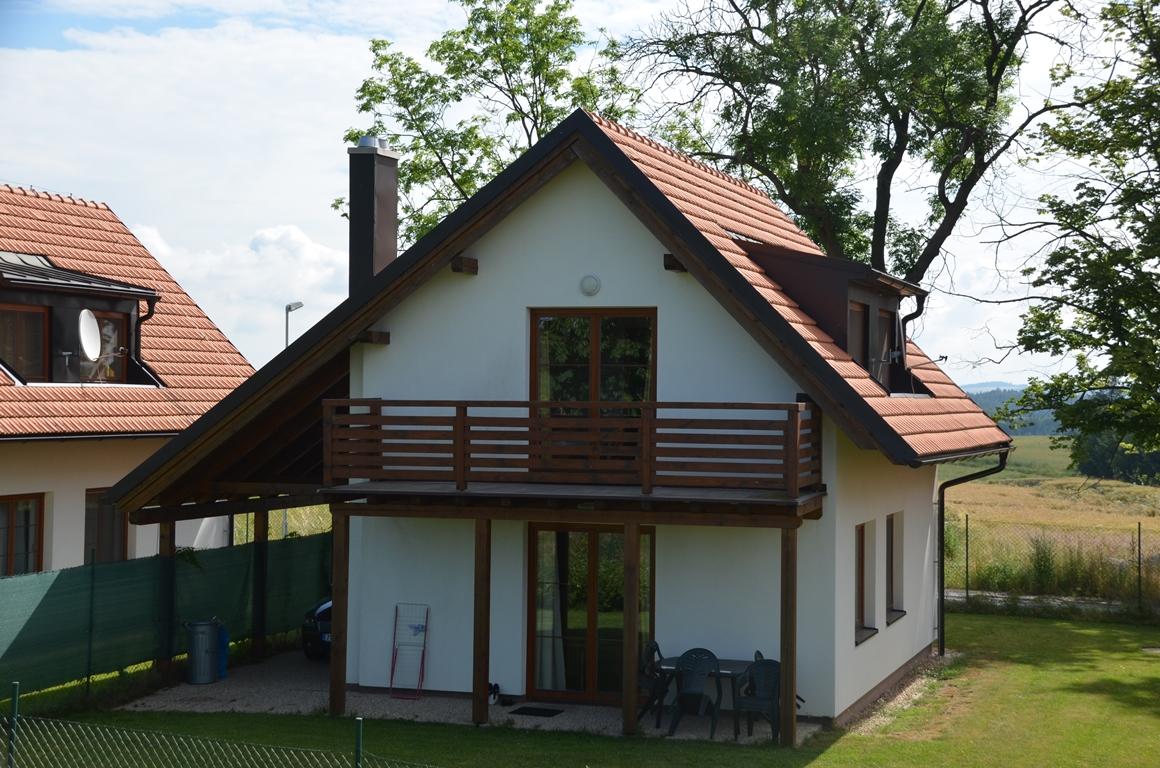 Huisje in Tsjechie