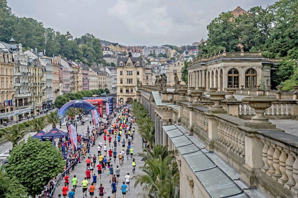 marathon sport tsjechie karlovy vary