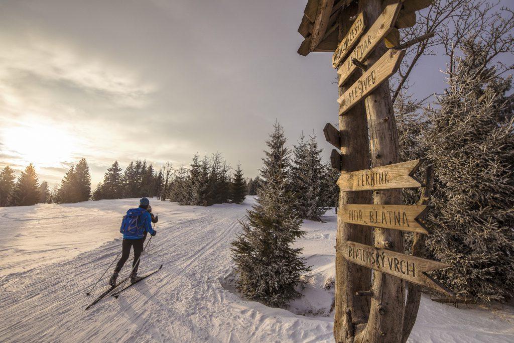 langlaufen tsjechie ski