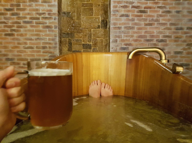 bierbad bier pils bierspa pilsen