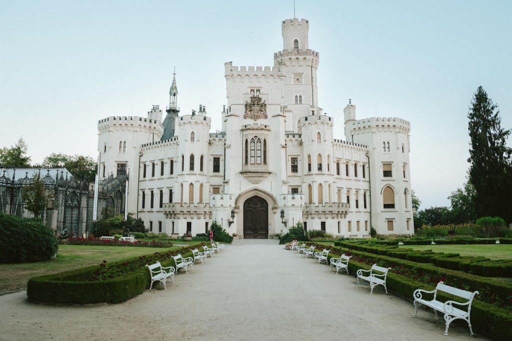 kasteel hluboka
